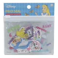 Japan Disney Flake Sticker - Alice in Wonderland