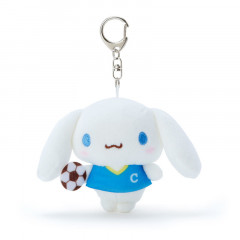 Sanrio Charm Key Chain Plush - Cinnamoroll Sports
