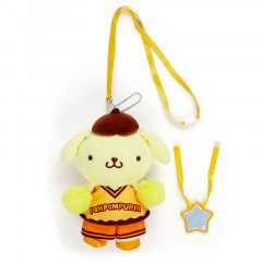 Japan Sanrio Hand-moving Cheering Plush - Pompompurin