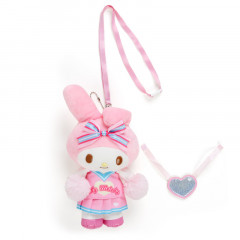 Japan Sanrio Hand-moving Cheering Plush - My Melody