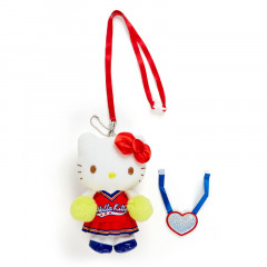 Japan Sanrio Hand-moving Cheering Plush - Hello Kitty