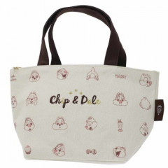 Japan Disney Bag & Cooler Bag - Chip & Dale