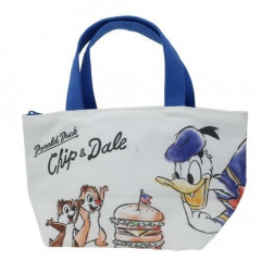 Japan Disney Bag & Cooler Bag - Chip & Dale & Donald Duck
