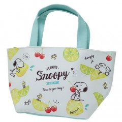 Japan Snoopy Bag & Cooler Bag - Fruits