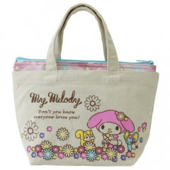 Japan Sanrio Bag & Cooler Bag - My Melody