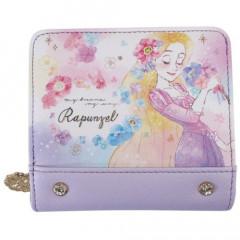 Japan Disney Bi-Fold Wallet - Princess Rapunzel