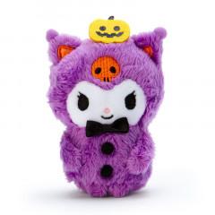 Japan Sanrio Halloween Mini Plush - Kuromi
