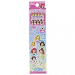 Japan Disney Princess 2B Pencil 12pcs Set