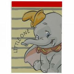 Japan Disney B8 Mini Notepad - Dumbo