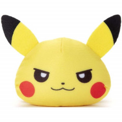 Japan Pokemon Stuffed Plush - Pikachu Smirk