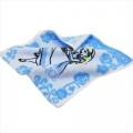 Japan Disney Fluffy Handkerchief Wash Towel - Alice in Wonderland - 3