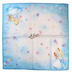 Japan Disney Furoshiki Lunch Wrap Table Napkin Bento Bag - Alice in Wonderland