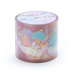Japan Sanrio Yojo Masking Tape - Little Twin Stars