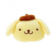 Japan Sanrio Plush Hair Clip - Pompompurin