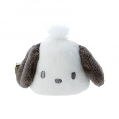 Japan Sanrio Plush Hair Clip - Pochacco