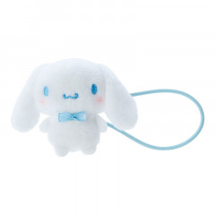 Japan Sanrio Mini Plush Hair Tie - Cinnamoroll