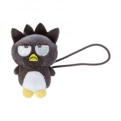Japan Sanrio Mini Plush Hair Tie - Bad Badtz-Maru