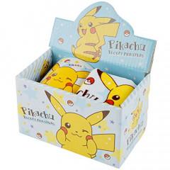 Japan Pokemon Ceramic Mug & Mini Towel Set - Pikachu Smile