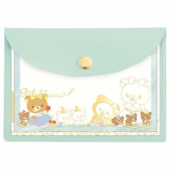 Japan San-X Rilakkuma Envelope & Folder Set - Fairy Tale