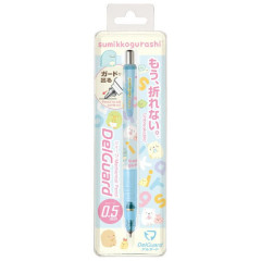 Japan Sumikko Gurashi Zebra DelGuard 0.5mm Lead Mechanical Pencil - Light Blue