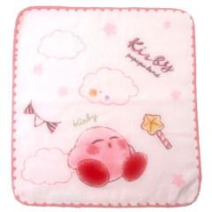 Japan Kirby Handkerchief Wash Towel - Pink