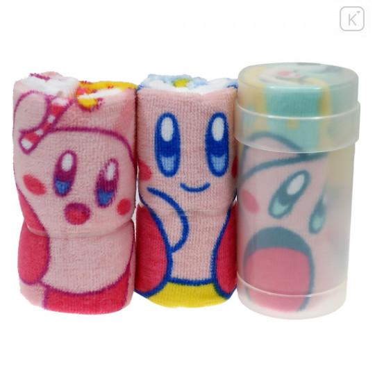 Japan Kirby Handkerchief Wash Towel - 3 pcs Set - 2