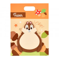 Japan Disney Sticky Notes - Chip Tummy