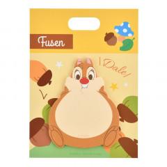 Japan Disney Sticky Notes - Dale Tummy