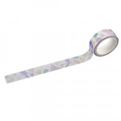 Disney Japanese Washi Paper Masking Tape - Princess Mermaid Ariel, Flanders, Sebastian