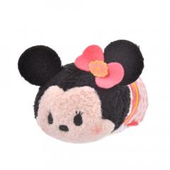 Japan Disney Tsum Tsum Mini Plush (S) - Minnie Summer Festival
