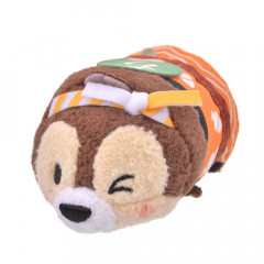 Japan Disney Tsum Tsum Mini Plush (S) - Chip Summer Festival