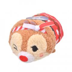 Japan Disney Tsum Tsum Mini Plush (S) - Dale Summer Festival
