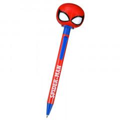 Japan Disney Big Moving Hands Ball Pen - Marvel Spider-Man