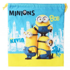Japan USJ Drawstring Bag (M) - Minions