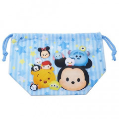 Japan Disney Drawstring Bag - Tsum Tsum Star