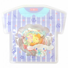 Japan Sanrio Summer Stickers with T-shirt Bag - Cinnamoroll
