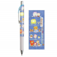 Japan San-X Rilakkuma Pentel EnerGel Mechanical Pencil - Fairy Tale Blue