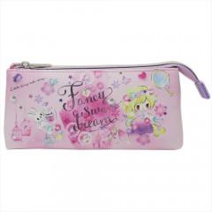 Japan Disney 3 Pocket Pouch - Little Fairy Tale Rapunzel