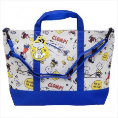 Japan Snoopy 2 Way Shoulder Tote Bag
