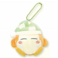 Japan Kirby Charm Key Chain Plush - Sleepy Waddle Dee
