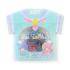 Japan Sanrio Summer Stickers with T-shirt Bag - Little Twin Stars