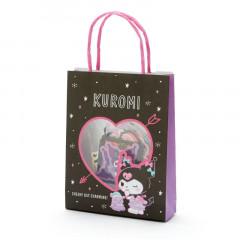 Japan Sanrio Stickers with Mini Paper Bag - Kuromi