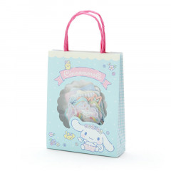 Japan Sanrio Stickers with Mini Paper Bag - Cinnamoroll