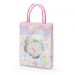 Japan Sanrio Stickers with Mini Paper Bag - Sanrio Family