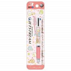 Japan Sumikko Gurashi Jetstream 3 Color Multi Pen - Pink