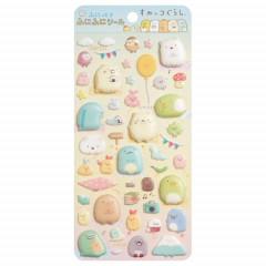 Japan San-X Sumikko Gurashi Bubble Seal Sticker