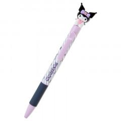 Japan Sanrio Mascot Ball Pen - Kuromi