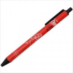 Japan Disney Gel Pen - Chip & Dale / Red