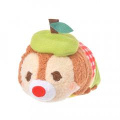 Japan Disney Tsum Tsum Mini Plush (S) - Dale × Apple