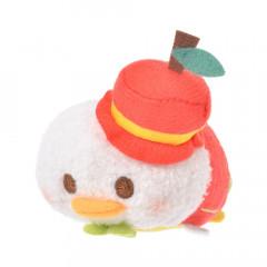 Japan Disney Tsum Tsum Mini Plush (S) - Donald Duck × Apple